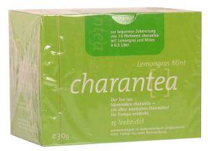 Charantea Tee Lemongras Beutel