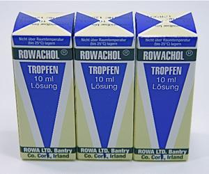 Rowachol - Tropfen