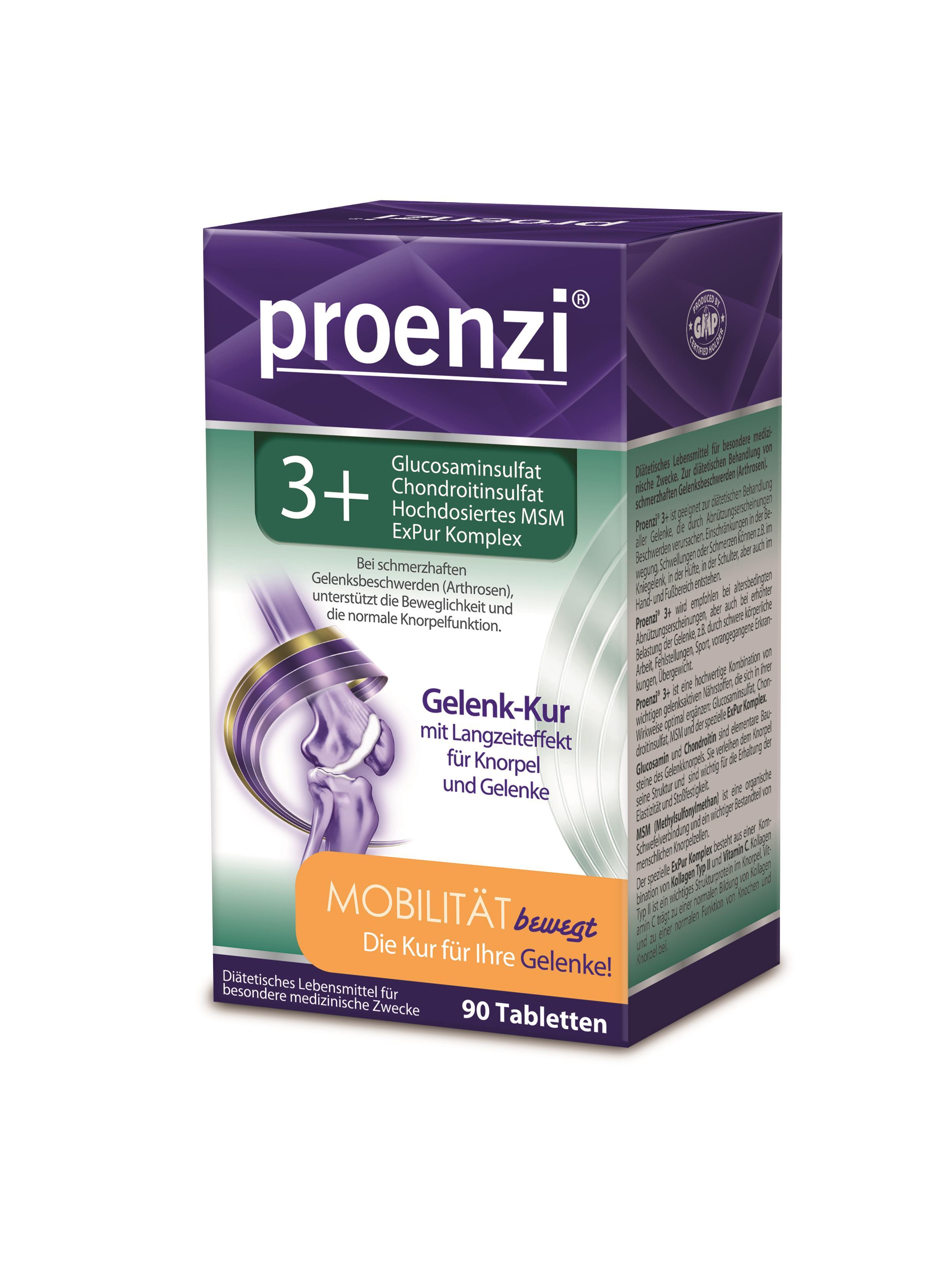 Proenzi 3+ Gelenk-Kur