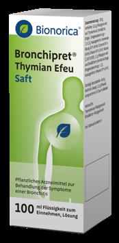 Bronchipret Thymian Efeu - Saft