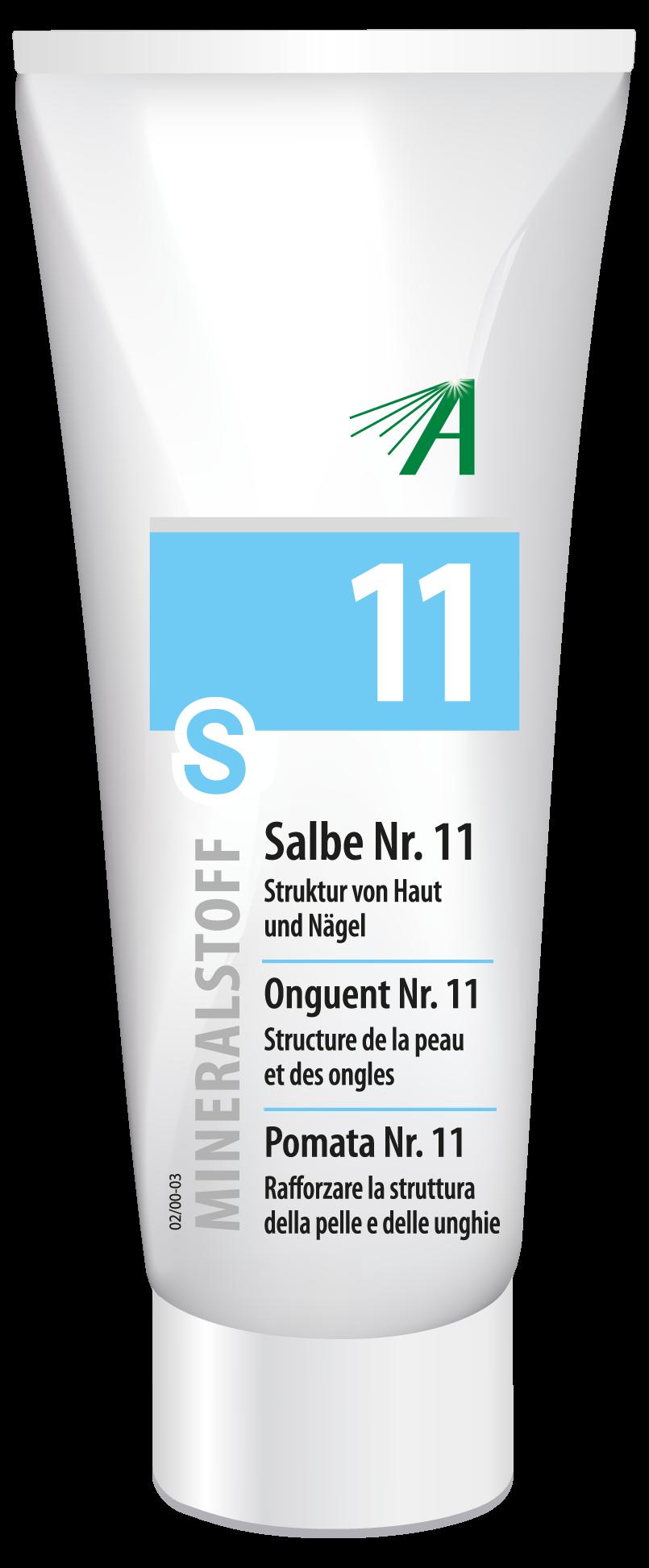 Adler Salbe Nr.11