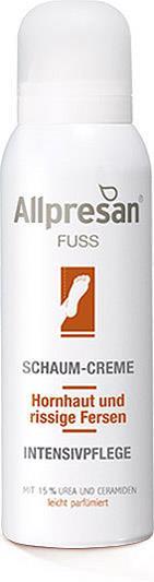 Allpresan Fuß-Schaum-Creme Hornhaut
