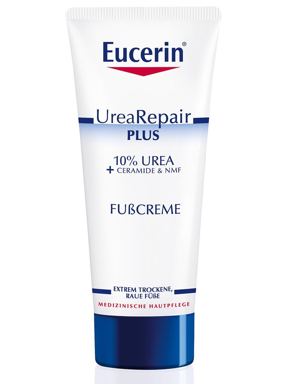 Eucerin Repair Fußcreme 10% Urea