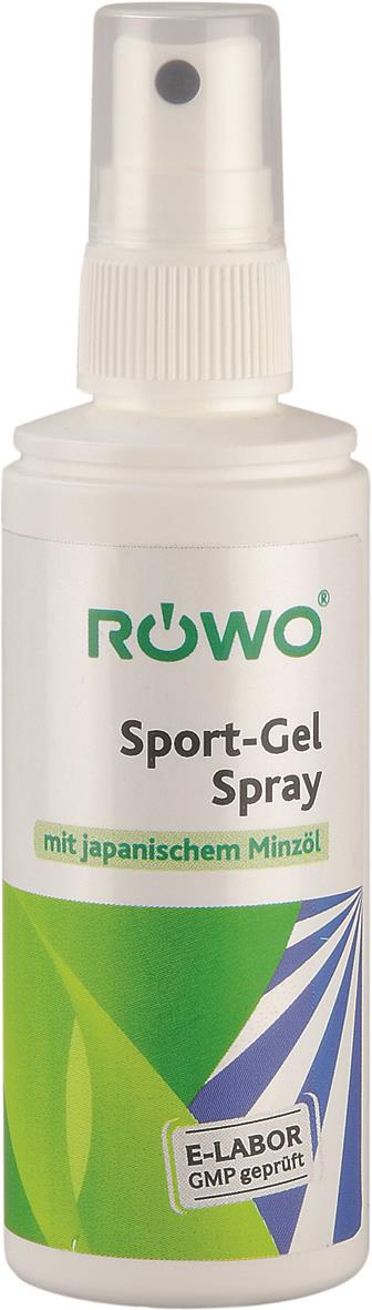 RÖWO Sportgel Spray