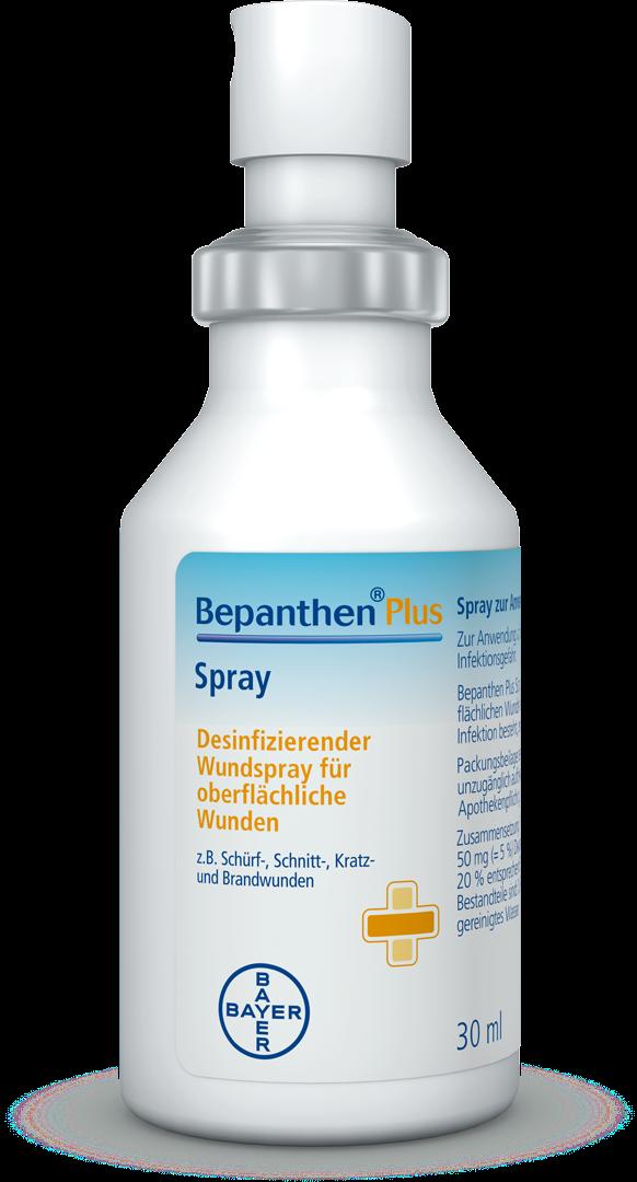 Bepanthen Plus - Spray