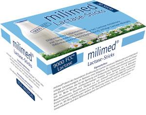 Milimed Lactase-Sticks