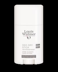 Louis Widmer Deo Dry Stick ohne Parfum