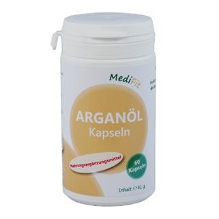 Arganöl 500 mg Kapseln