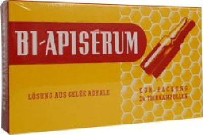 Apiserum Bi-Trinkampullen 24 Stk.