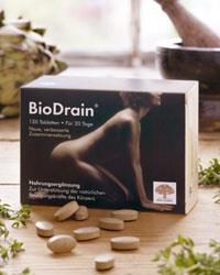 BioDrain Tabletten