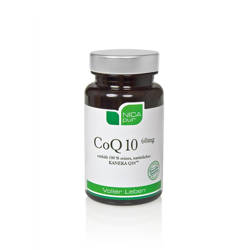 NICApur® CoQ10 60mg