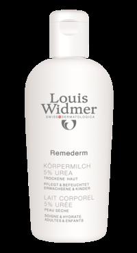 Widmer Remederm Körpermilch 5% Urea 200ml