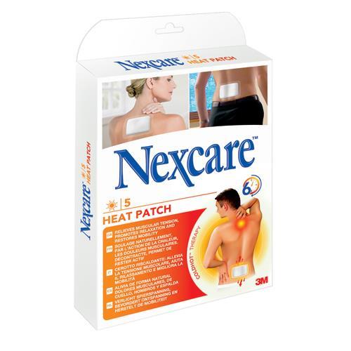 3M Nexcare Heat Patch 9,5 cm x 13 cm