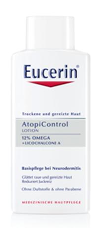 Eucerin AtopiControl LOTION 12% Omega