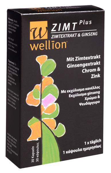 Wellion ZIMT Plus Kapseln
