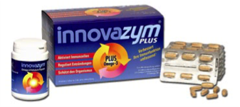 INNOVAZYM PLUS - Enzyme, Vitamine & Omega3