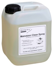 Potema Matratzen Clean Spray Kanister