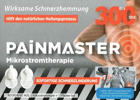 Painmaster Mikrostromtherapiepflaster