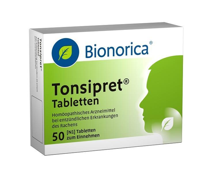 Tonsipret - Tabletten