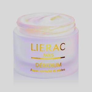 Lierac Deridium Anti-Falten Creme für normal-Mischhaut 50ml