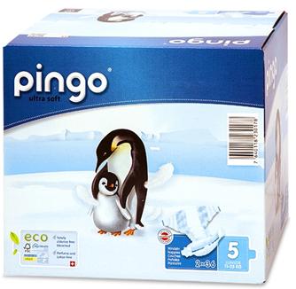 Bio Windeln Junior Jumbo 12-25kg Pinguin – Pingo Swiss
