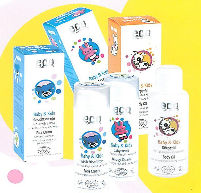 Eco Cosmetics Baby & Kids Körperöl 100ml
