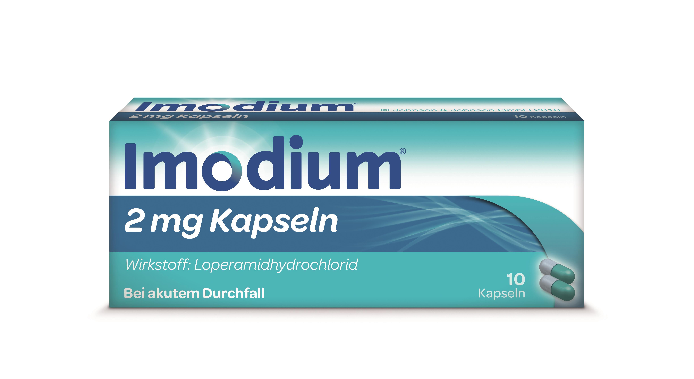 Imodium 2 mg - Kapseln