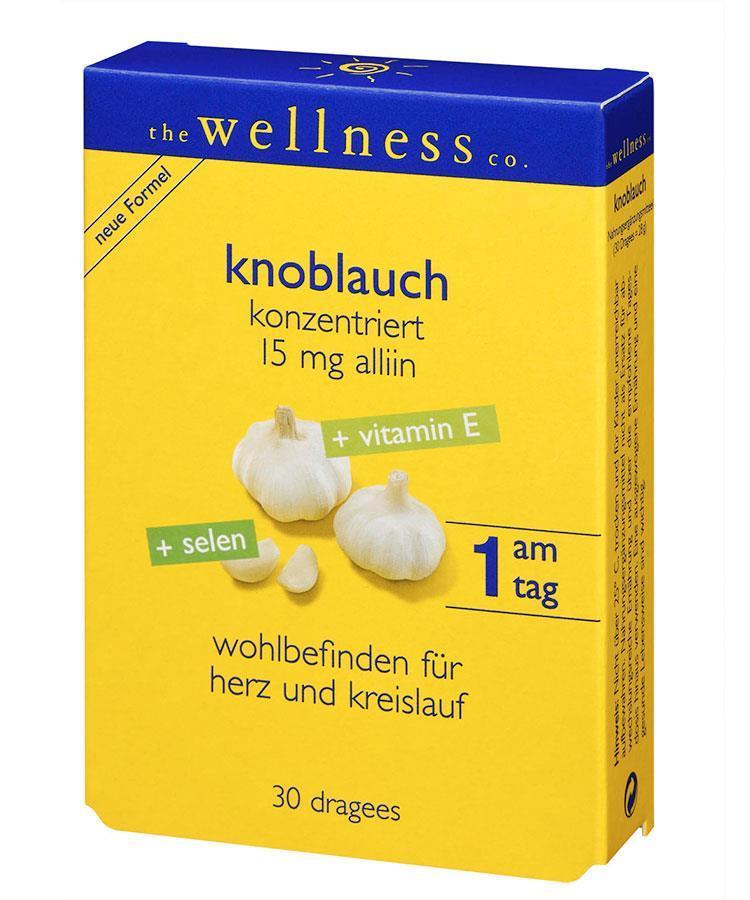 Wellness Knoblauch