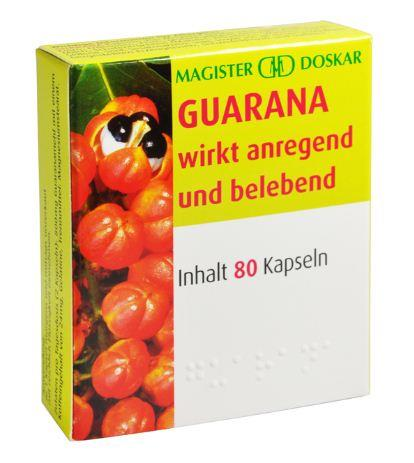 Doskar Guarana 80 Kapseln