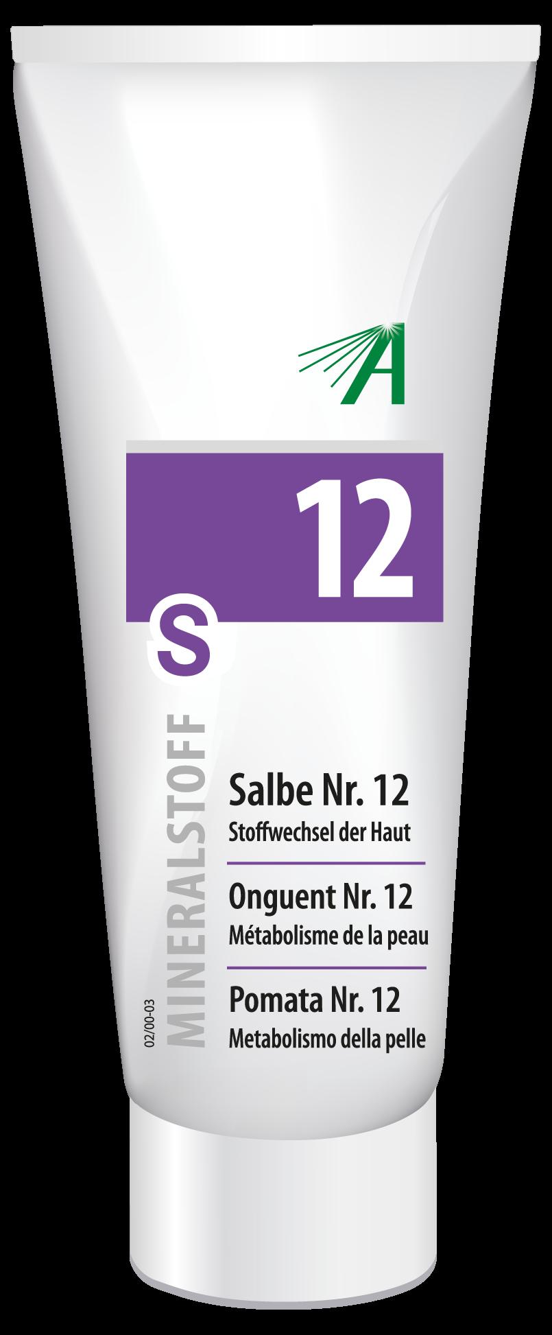 Adler Salbe Nr.12
