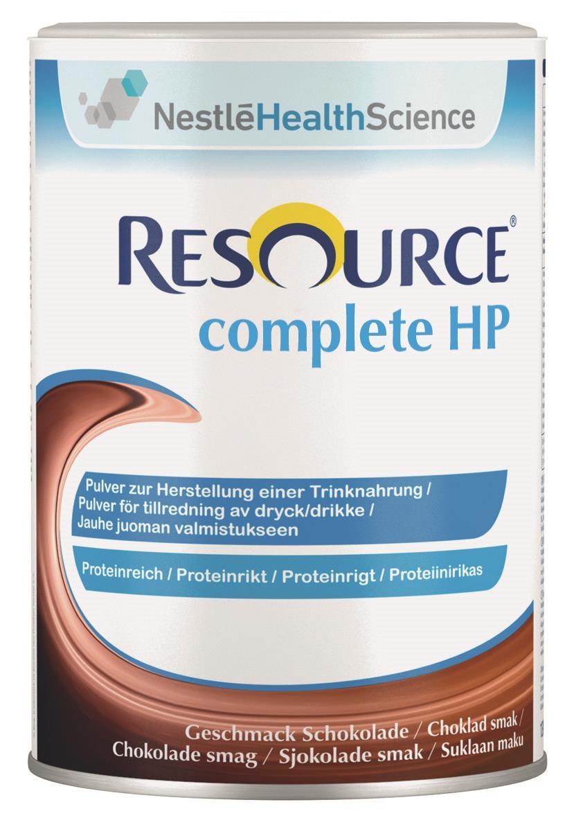Resource® complete HP 400 g