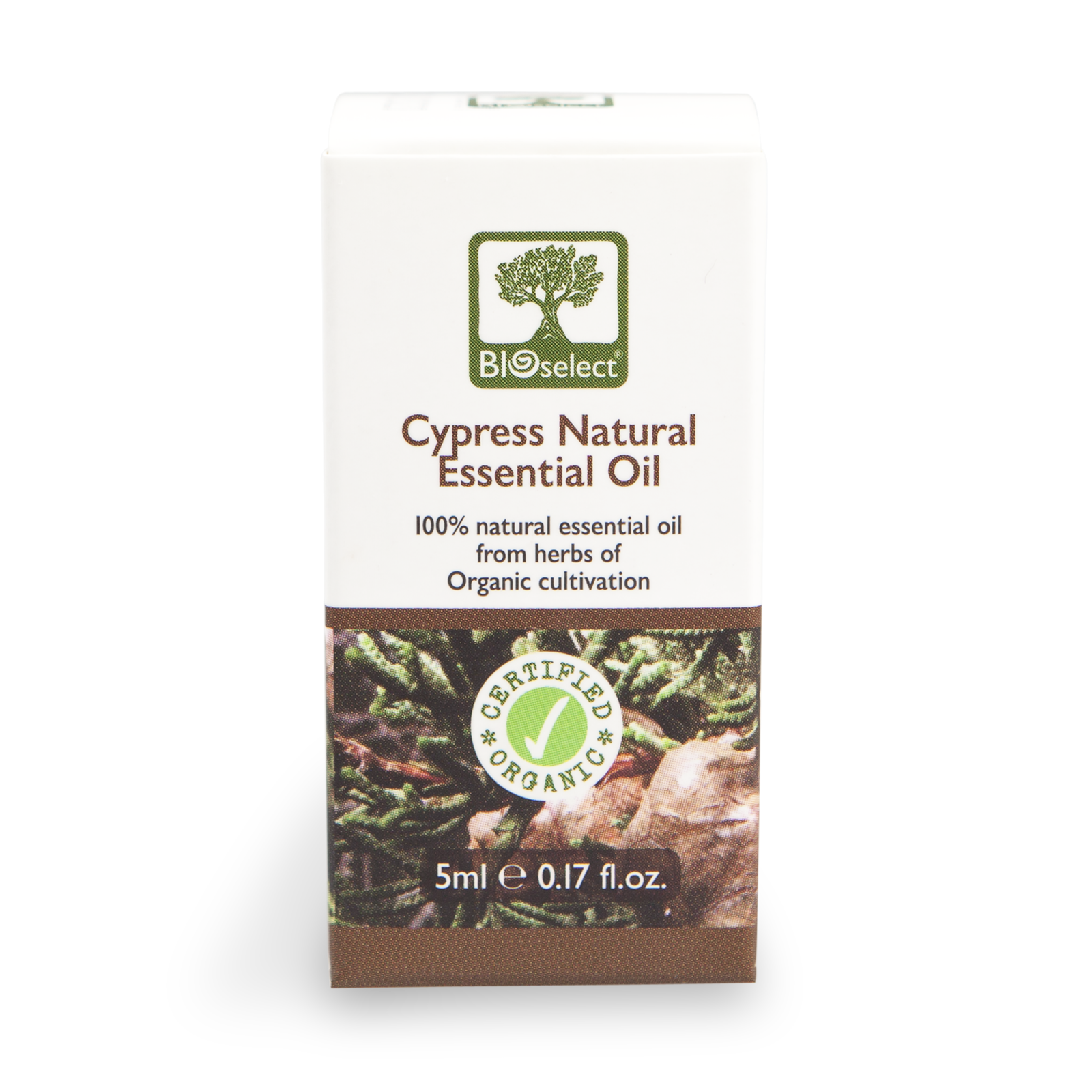 Bioselect Cypress Natural Essential Oil Certified Organic
