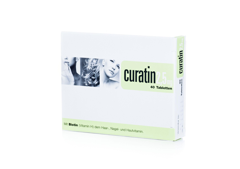 Curatin 2,5mg Tabletten