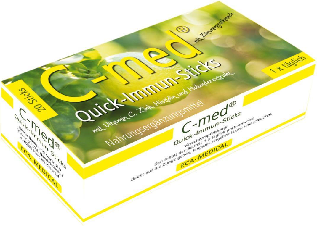 C-Med Quick-Immun-Sticks