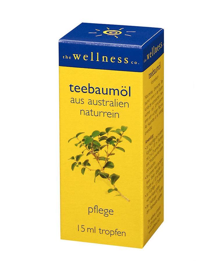 Wellness Teebaumöl