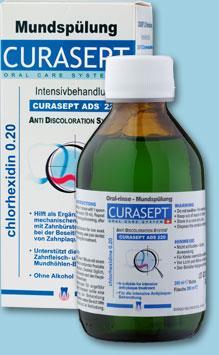 Curasept ADS 220 Mundspülung 0,2% Chlorhexidin