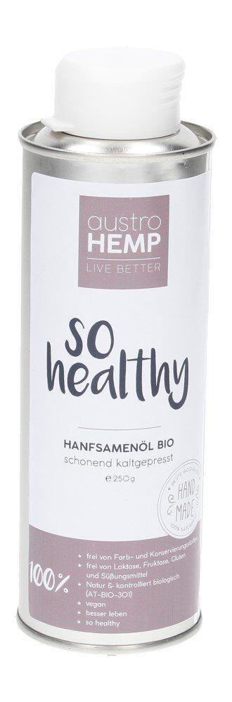 Hanfsamen Öl Bio