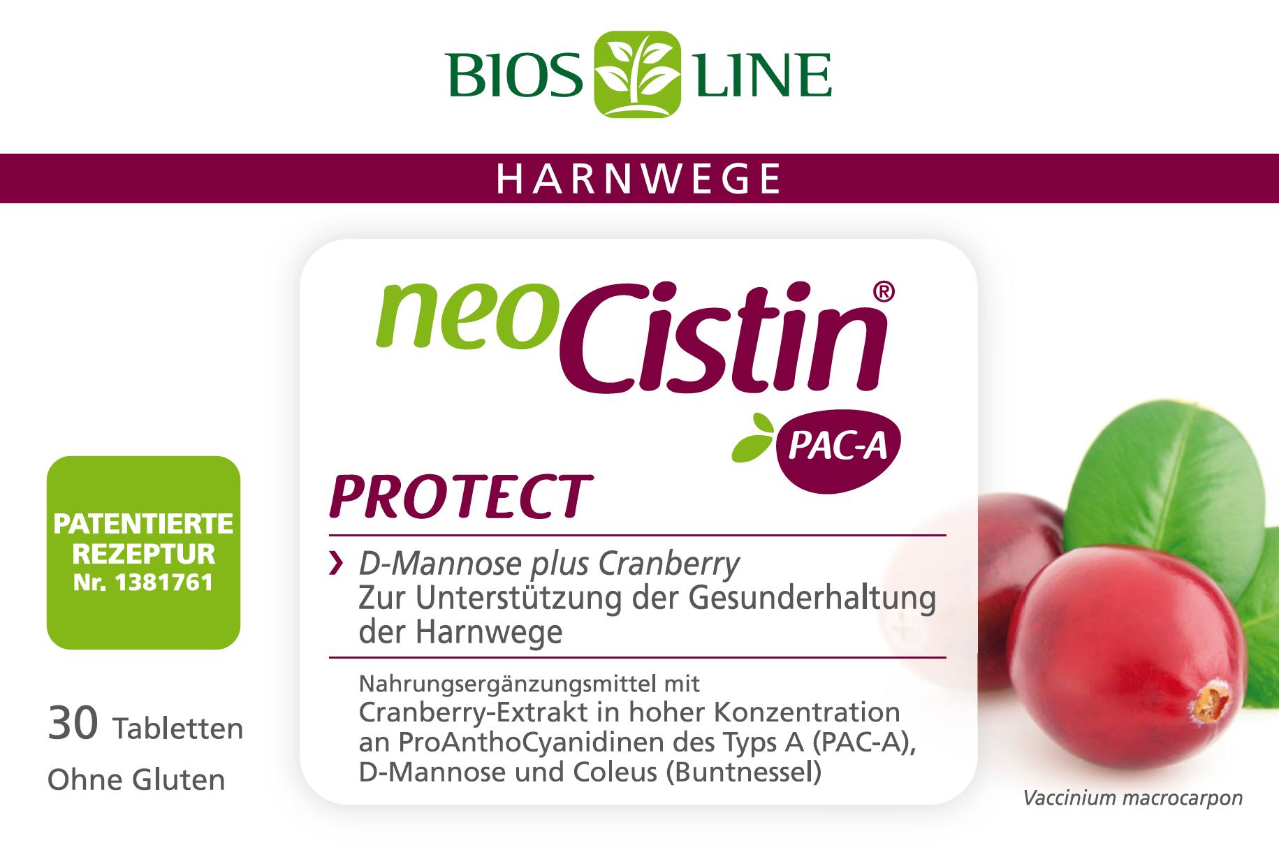 Neocistin Kapseln Bios Line