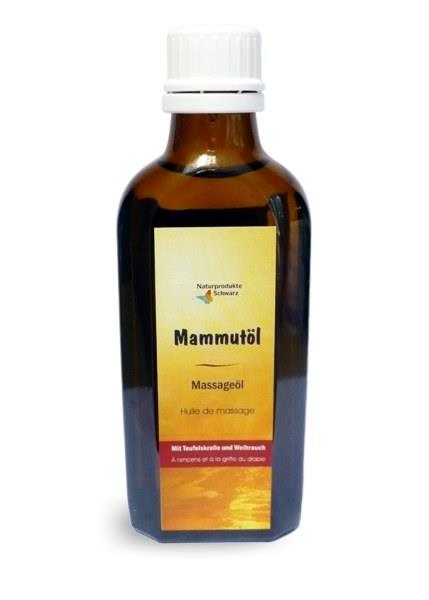 Mammutöl Massageöl