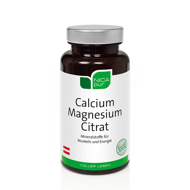 NICApur Calcium Magnesium Citrat