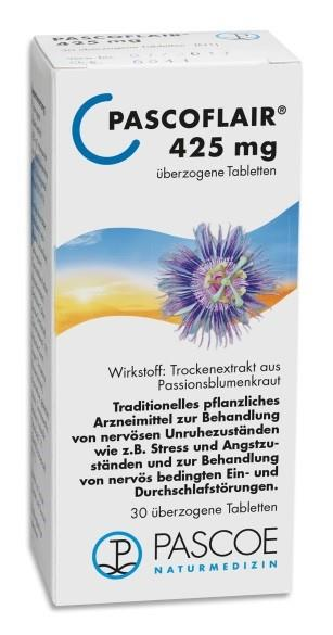 Pascoflair 425 mg - überzogene Tabletten