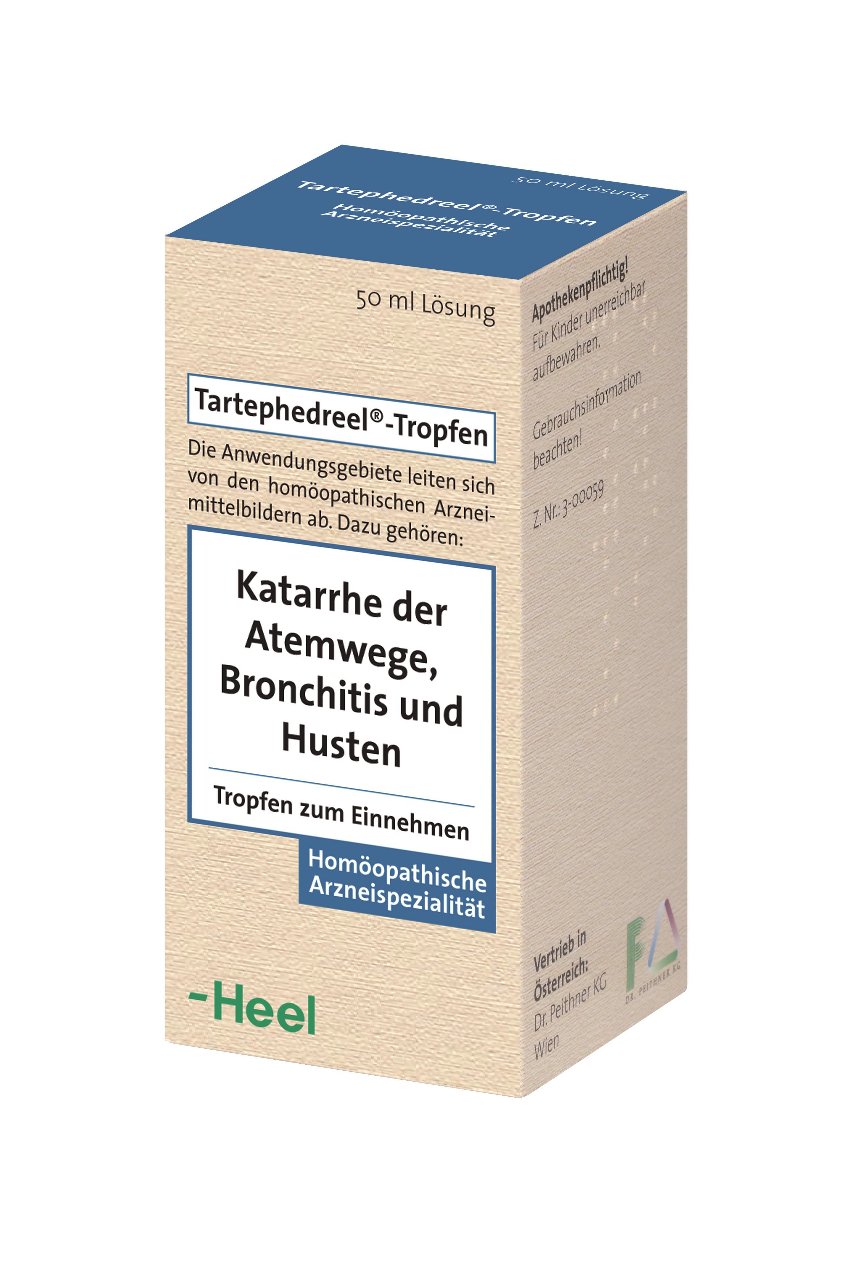 Tartephedreel - Tropfen