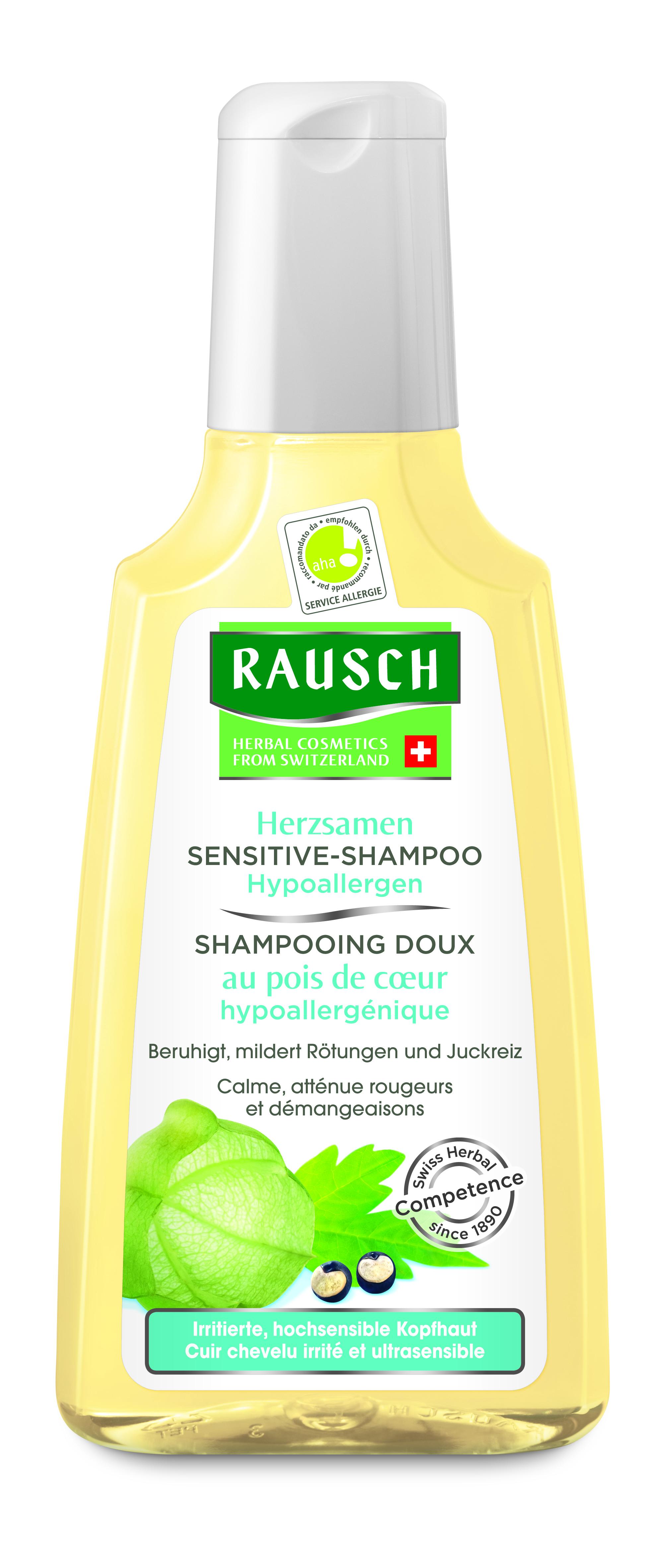 Rausch Herzsamen Sensitive-Shampoo