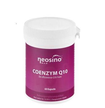 Neosino Coenzym Q10 60 Kapseln