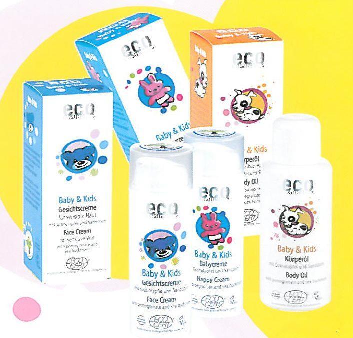 Eco Cosmetics Baby & Kids Babycreme 50ml