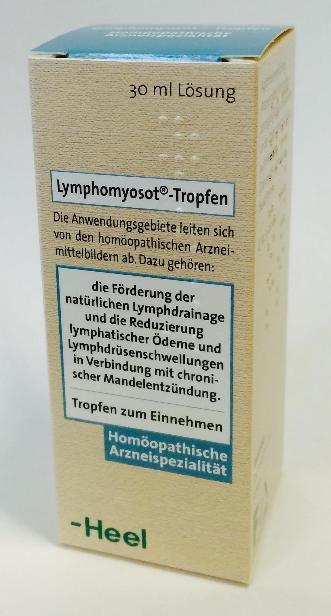 Lymphomyosot - Tropfen
