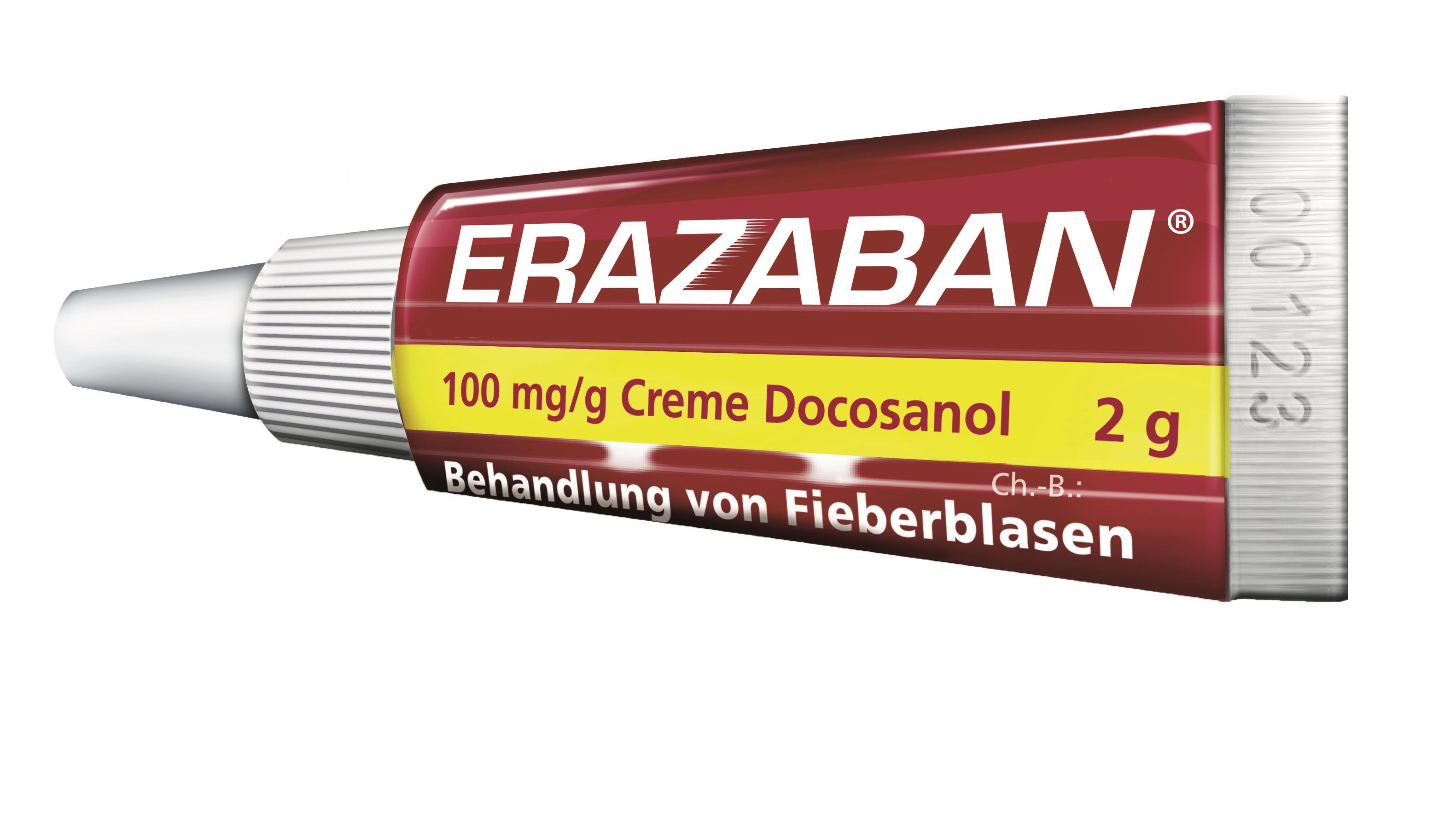 ERAZABAN 100mg/g Creme