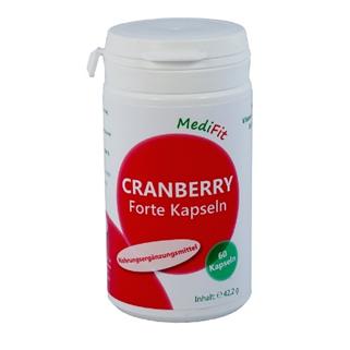 Cranberry Forte Kapseln