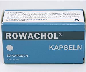 Rowachol - Kapseln