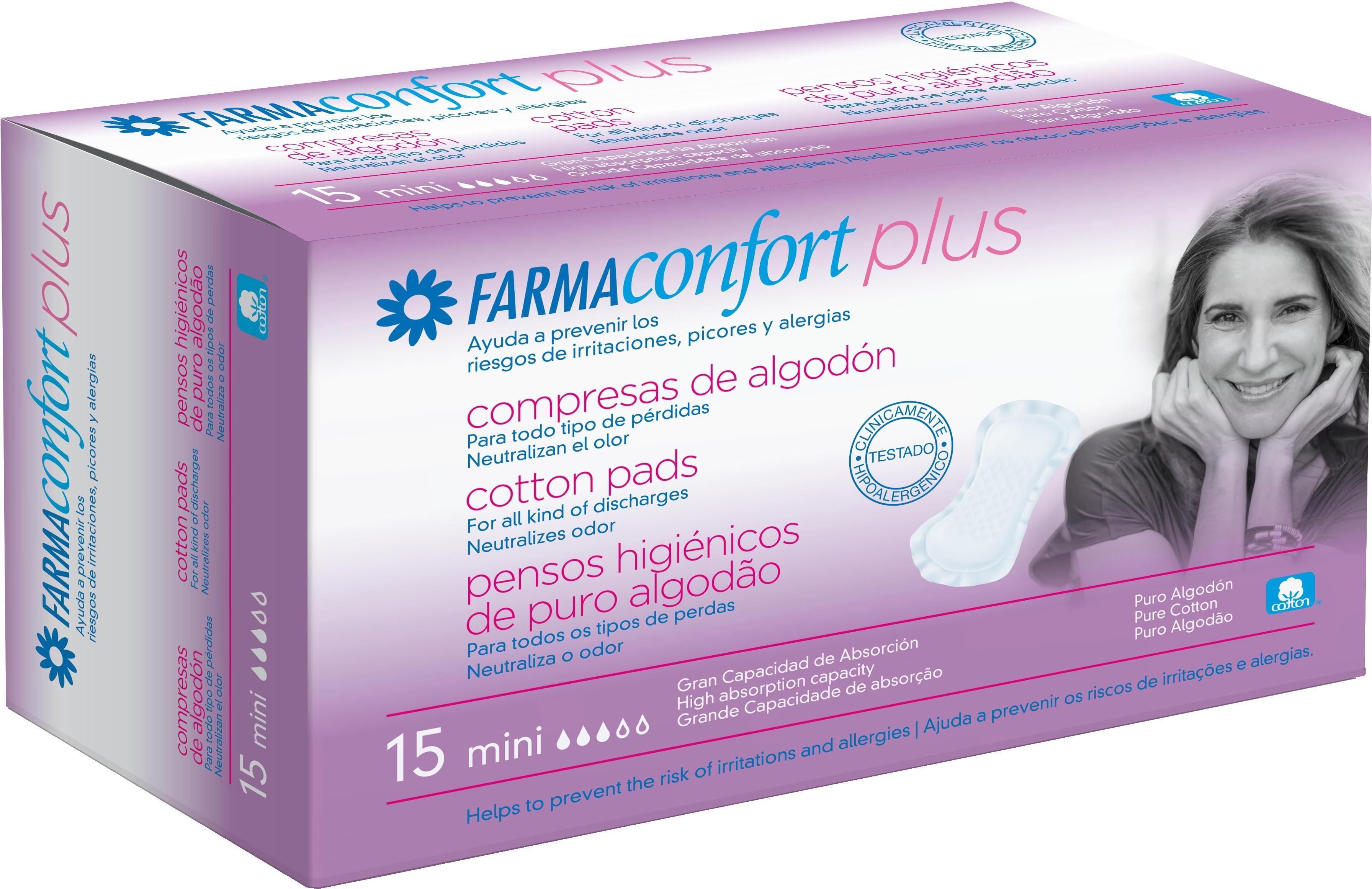 Algodon Inkontinenzeinlage MINI >150ml
